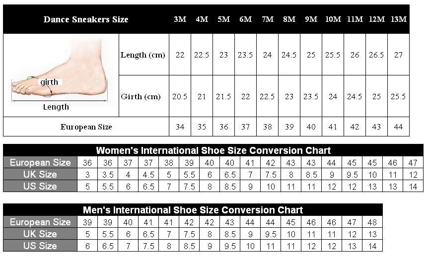 What Size Jazz Shoes Do I Need