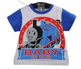 09 THOMAS BABY IN CAR TEE(TH38)特價$65(SIZE 130,140 ONLY)