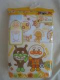 2010(行貨)最新麵包超人有袖連身衣兩件組(黃色)(APG118)特價$138(無折)(SIZE 80CM ONLY)(VIP 95折)
