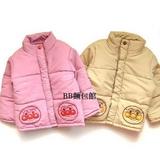 2011 BANDAI原單麵包超人超型夾棉外套)(APJ69)特價$159(SIZE80CM ONLY)