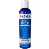 Jason Natural, Thin to Thick, Extra Volume Conditioner, 8 oz  特效護理(改善脫髮)護髮素