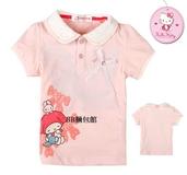 2010 MY MELODY 白領粉紅色TEE (MM04)特價$69