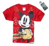 (NEW)2010 MICKY MOUSE 紅色CUTE親子裝(MMS02)特價$148(1 SET)
