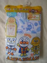 (行貨)2010最新麵包超人& FRIENDS有袖上衣兩件組(BLUE)(APG679)特價$105(無折)((size 95ONLY)