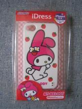 (原裝行貨)SANRIO MY Melody iPhone 4(white)硬殼 保護殼 Case可穿電話繩 () (ipb06)超值價$139(無折))(vip 95折)
