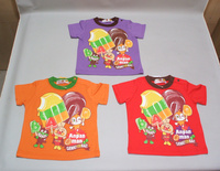 2011 BANDAI  I LOVE雪糕三色全棉短T恤(APT708)超值價$85