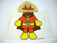 原單2011麵包超人超可愛造型 浴巾/沙灘巾 (APT503)特價$118無折)(VIP 95折)