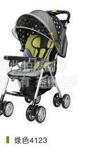 言B小店 - 2011新版COMBI嬰兒手推車輕便型SJ-8EX, 包送貨, 送頭枕 (綠)