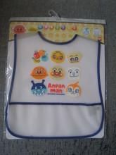 2012(原裝行貨)麵包超人藍色  膠口水肩/飯衣(APG787)特價$99(無折)
