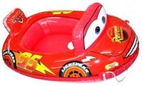 游泳用品 Cars反斗車王吹氣水泡 浮床