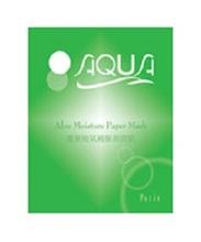 Aqua 蘆薈純氧補濕面膜紙