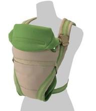 言B小店 - Aprica 2011獨家最新款 Easy Touch Light Color 三方向嬰兒揹帶綠色 包速遞