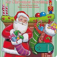 #474 超抵! 聖誕故事圖書 My Christmas Stocking