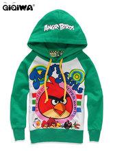 2012 ANGRY BIRDS毛圈有帽衛衣(At02) 超值價$99