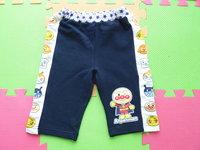 2012BANDAI原單麵包超人深藍色 星星七分裤(APF469)特價$95(SIZE 90,95CM ONLY)