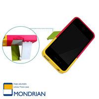 MONDRIAN 支架功能性外殼IPHONE4 4S手機