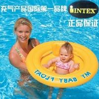 游泳用品 INTEX嬰兒 BB 遊泳圈加大加厚 水泡 56585