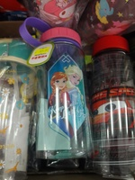 正品Disney Frozen 魔雪奇緣冷熱水樽 450ml兒童用品_ 19042018
