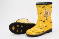 韓國進口 POKEMON 比家超兒童水靴 水鞋 /水靴雨具用品16-21cm內長_16517