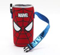 ㊣韓國直送Marvel Spider Man 蜘蛛俠造形水壺套210917