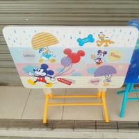 Disney Mickey Mouse 米奇 兒童枱 安全鎖摺書枱 餐桌_店取95折