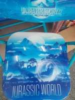 朱羅紀 Jurassic World 兒童椅 安全鎖摺椅 餐椅 櫈仔-店取95折