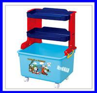 ㊣日本 Thomas & Friends 托馬斯火車 儲物架 儲物櫃  雜物架 玩具箱 (店取-$10)
