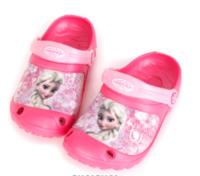 韓國進口 Disney Frozen 冰 魔雪奇緣 Elsa 愛莎 兒童涼鞋 沙灘拖 雨鞋(16/18/19/21cm)店取1對95折/2對9折