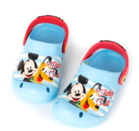 韓國 Disney Mickey Mouse 米奇 兒童涼鞋 沙灘拖 雨鞋(17/18/19/20/21cm)店取1對95折/2對9折/120418