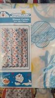 正Doraemon 多啦A夢 / 叮噹卡通 浴簾 浴室用品