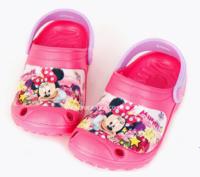 韓國進口 Disney DISNEY MINNIE 米妮 兒童涼鞋 沙灘拖 雨鞋(17/19-20cm)店取1對95折/2對9折