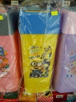 Disney Minion Dust Bin迪士尼迷你兵團搖蓋垃圾桶 8.5L