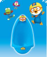 韓國 Pororo 冰鎮小企鵝 兒童用品兒童 男童 尿兜 企廁 廁所店取照價9折