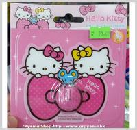 Sanrio Hello Kitty 卡通 PVC 無異味 環保 掛鈎 勾 家居用品 3008