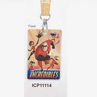 Disney 超人特工隊 Incredibles 兒童 八達通套 掛頸 學生証件套 咭套 11114