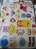 Disney Tsum Tsum  Floor Mat 防滑地毯