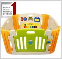 [訂貨區] 韓國正品 兒童 BB 安全 玩具 圍欄 音樂遊戲欄 2939_店取95折
