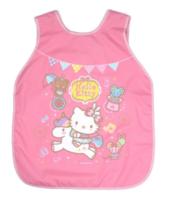 Hello Kitty Kids Pinafore & Sleeves Set (M Size) 小童圍裙連手袖-中碼