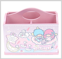 聖誕節禮物 Sanrio Little Twin Stars 首飾 儲物木盒 精品 2950