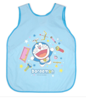 哆啦A夢小孩圍裙連衣袖(大號)小童圍裙連手袖 - 大碼070917