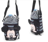 ㊣韓國直送Disney Mickey 造形米奇老鼠保溫水壺袋210917