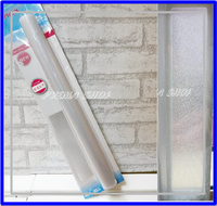 ㊣Llnox韓國磨砂玻璃紙 遮光防紫外線窗貼