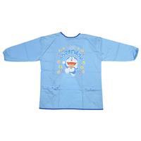 Doreamon  叮噹 多啦A夢 小 兒童圍裙連手袖 畫畫衣 飯衣 有碼 7118