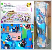 ㊣韓國Thomas & Friends 雙面無毒安全嬰兒BB地墊膠 遊戲爬行墊 Playmat(S)1984_店取9折