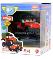 ㊣韓國 Robocar Poli 波力 救援小英雄 最新隊員27517