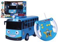 韓國 Tayo The Little Bus 泰路小客車賽車軚盤遙控車(新版) 玩具070118原價399/網客店取照價95折 $379
