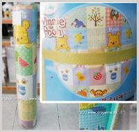 ㊣韓國Disney Winnie The Pooh 小熊維尼 PE兒童地墊 爬行 膠地墊100x200x1cm(2459)__店取95折