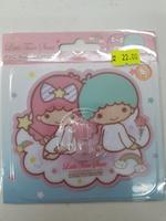 Sanrio Little Twin Stars 卡通 PVC 無異味 環保 掛鈎 勾 家居用品 3005