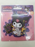 Sanrio  kuromi suction hoor卡通 PVC 無異味 環保 掛鈎 勾 家居用品 3008