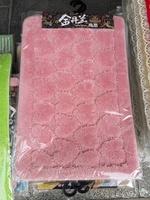 FLOOR MAT/長絨毛純色標準柔軟防滑地毯 (約40 x 60CM)260118B